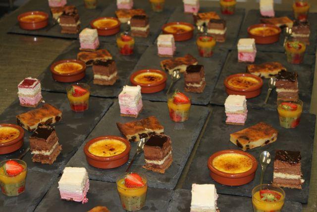 Réductions de desserts